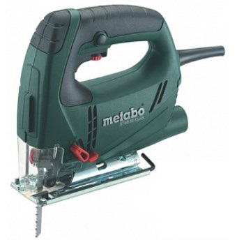 Лобзик Metabo STEB 80 Quick (590Вт, 900-3300ход/мин, кейс)